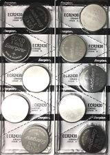 10 New ENERGIZER CR2430 Lithium 3v Coin Batteries Australia Stock FAST SHIPPING