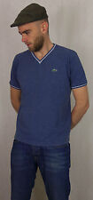 Lacoste V Neck Regular Fit Casual Shirts & Tops for Men