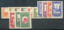 ALGERIE 1930 Yvert 87-99 * 150€ (39019