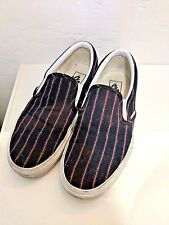 Vans Suit Striped Loafers