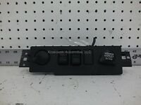 Jeep Cherokee Dash Switch & Power Outlet Panel OEM