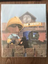 Valve Team Fortress 2 Portable Mercs Mini Art Figures - Sealed Case Of 12 Boxes