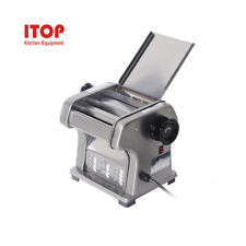 220V Electric Noodle maker Household Stainless Steel Pasta Machine Press 140mm