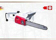 ELETTROSEGA motosega elettrica 2500 Watt BARRA 40 CM MOGATEC KSE 2540 leggera