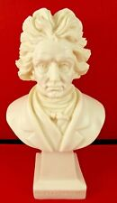 "VINTAGE BEETHOVEN BUST 8.5"" TALL~CLASSICAL MUSIC~"
