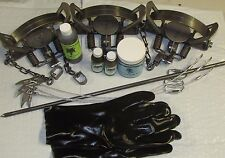 15 piece Coyote Trapping Package kit  New sale animal control