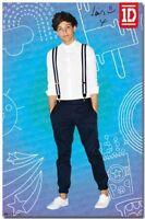 POP MUSIC POSTER 1D One Direction Louis Pop
