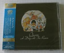 Queen-A Day at the Races GIAPPONE SHM 2cd OBI NUOVO! UICY - 75019/20 SEALED