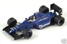 "Tyrrell 018 #4 M.Alboreto ""GP Mexico"" 1989 (Spark 1:43 / S1641)"