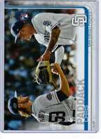 Chris Paddack 2019 Topps Update Variations 5x7 #US263 /49 Padres