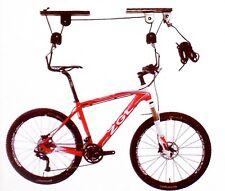 Ceiling BIKE STORAGE Lift Hang Cycle Bicycle Garage Shed Mount Pulley Rack Hoist