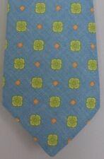 "Kiton Napoli Mens 7 Fold Handmade Thick Woven Tie NEW 59"" X 3.5"" SKU B32/62 $290"
