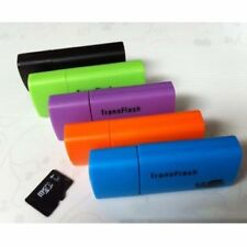 50pcs Useful Micro SD TF SDHC Card Reader Up to 32GB USB2.0 Hi-speed tim