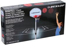 Dunlop Basketbalstandaard - Met Basketbal En Pomp