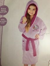 Kids Dressing Gown Hello Kitty,size 2-4y,4-6y