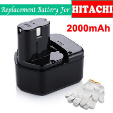 12V 3000mAh Ni-Cd Pod Style Battery for Hitachi EB1214S EB1212S EB1220BL EB1214L
