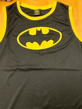 DC Men's XL Tank Tops Batman Joker