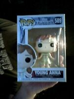POP! DISNEY FROZEN 2 YOUNG ANNA  FIGURE  BIRTHDAY CHRISTMAS TOY   FREE UK POST