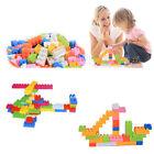 144Pcs Plastic Puzzle Educational Building Block Bricks Toy For Children Kid
