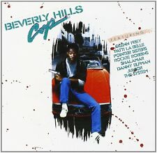 Beverly Hills Cop Soundtrack CD NEW SEALED Axel F/The Heat Is On/Neutron Dance+