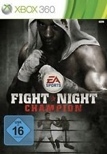XBOX 360 FIGHT NIGHT CHAMPION OVP GuterZust.