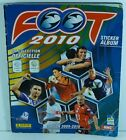 album PANINI FOOT saison 2009 2010 football vignettes sticker autocollant joueur