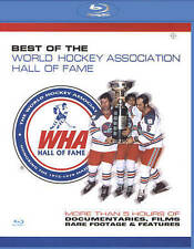 WHA HALL OF FAME: BEST OF THE WORLD HOCKEY ASSOCIATION HALL OF FAME NEW BLU-RAY