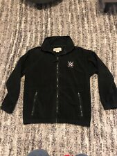 WWE Network Small Black Fleece Jacket