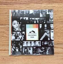 FALLWERKS 2006 compilation CD by ASTRALWERKS Phoenix, Fatboy Slim, The Kooks