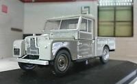 1:43 MAQUETTE 1958 Land Rover Série 1 107 109 LWB UTILITAIRE Pickup Oxford