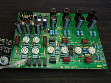 Famous circuit Tube preamplifier Assembled Board w/ Phono Amplifier search ZHI