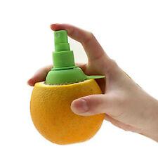 Pulverizador limon citricos ensalada Exprimidor De Limas Naranjas zumos Spray