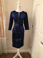 Diva Catwalk Nadia Dress Midnight Bloom size XL