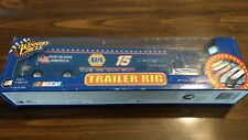 NASCAR Winners Circle Trailer Rig #15 Michael Waltrip, 2002 God Bless America