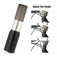 Bicycle Handlebar Fork Stem Extender Riser Head Up Height Adjustable Adaptor New