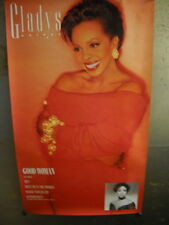 Gladys Knight is a Good Woman Large 1991 Promo Poster in super mint condition