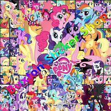 Mi Pequeño Pony Kids Vinilo hoja de calcomanías Niñas Crepúsculo Luna Mural pegatinas Bomba
