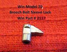 Winchester Pre 64 Model 70 Breech Bolt Sleeve Lock - Win Part # 2117