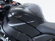 R&G Tank Traction Grip for Kawasaki Zx10r 2016- Black