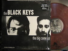 "BLACK KEYS ""THE BIG COME UP"" - LP - BRAUN VINYL"