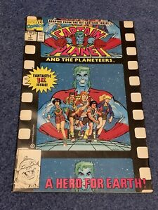 Captain Planet Comic First Issue