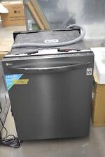 "Lg Ldt7797Bm 24"" Fully Integrated Dishwasher Matte Black Stainless #33887 Mad"