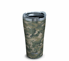 Tervis Jungle Camo Stainless Steel Insulated Tumbler Clear and Black Hammer 30OZ