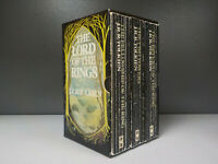 The Lord Of The Rings J R R Tolkien 1981 Box Set 3 Books ID859