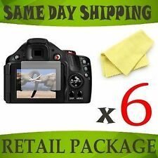 Unbranded/Generic for Canon PowerShot Camera Screen Protectors