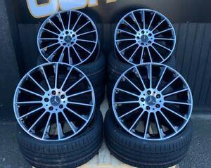 19 Zoll CA17 Felgen für Mercedes E Klasse W212 W213 C238 Coupe Cabrio W207 AMG