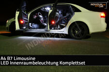 LED Innenraumbeleuchtung  SET für Audi A4 B7 Limousine - Cool-White