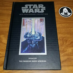 Star Wars 30th Anniversary Collection Volume 1: Freedon Nadd Uprising, Hardcover