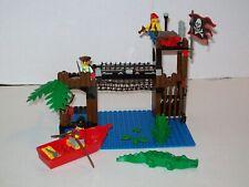 Lego 6249 PIRATES AMBUSH Complete w/Shooting Cannon NO Instructions