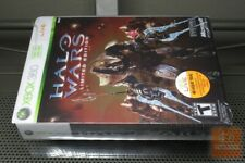 Halo Wars Limited Edition (Xbox 360 2009) FACTORY SEALED! - RARE!